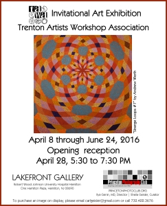 TAWA at RWJ Lakefront Gallery Poster